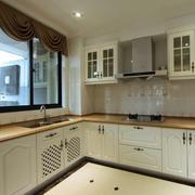 家居厨房橱柜装饰
