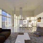 两室一厅时尚家居设计