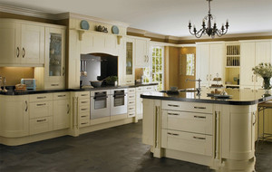 具有代表性的欧式家居橱柜装修效果图