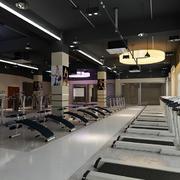 2016大公司简约健身房装修效果图