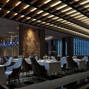 豪华大户型餐厅欣赏