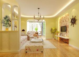 88平米北欧风温馨两居室装修图片 齐装网装修效果图