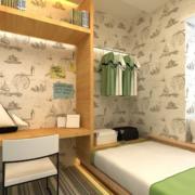 大户型精致的现代简约儿童房装修效果图