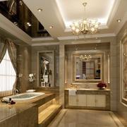 卫生间奢华装饰欣赏