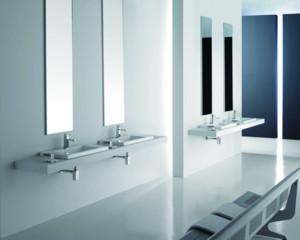 都市宜家欧式大户型浴室装修效果图鉴赏