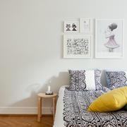 小户型整洁卧室欣赏