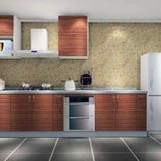 现代大户型欧式风格厨房装修效果图鉴赏