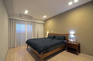 现代123平米小复式楼家庭装修设计效果图