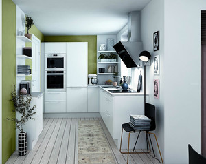 94平米小户型宜家现代厨房装修效果图