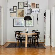 小户型餐厅照片墙欣赏