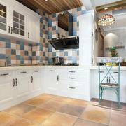 90平米开放式小厨房