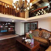 家庭客厅古典图片