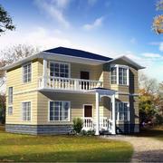 现代房屋设计图