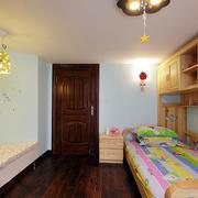家庭舒适儿童房展示