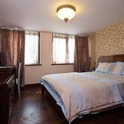 家庭美式卧室欣赏