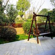 庭院吊椅装饰