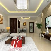 现代简约客厅设计
