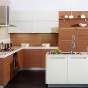 59平米小户型厨房简约橱柜效果图