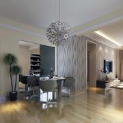 100平米大户型欧式风格室内照片墙装修效果图