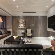 房屋整体客厅图片