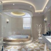 100平米大户型欧式风格浴室装修效果图实例