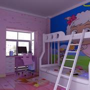 儿童房彩色壁纸