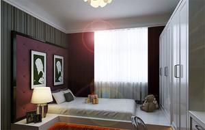 意境唯美的大户型日式室内榻榻米装修效果图