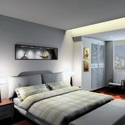 现代室内灯光设计图