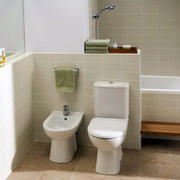 小户型5平米简约浴室装修效果图