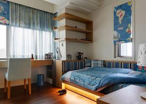 154平米大户型轻快儿童房装修效果图