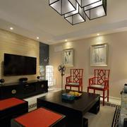 中式客厅古典家具欣赏