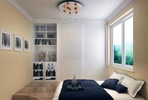 日式风格大户型家庭室内榻榻米装修效果图
