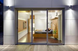 属于年轻人的小型别墅简约装修设计图