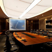 多媒体大型会议室
