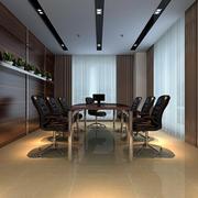 简约现代化小型会议室