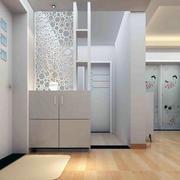 80平米经典的地中海风格鞋柜设计效果图