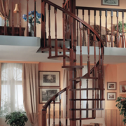 现代时尚的小户型室内楼梯装修效果图