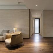 精美室内别墅型地中海风格过道吊顶装修效果图