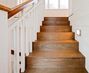唯美的别墅型地中海风格楼梯装修效果图