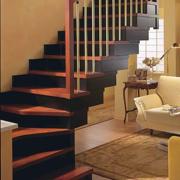 现代室内楼梯造型图