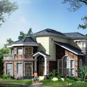 现代别墅设计图