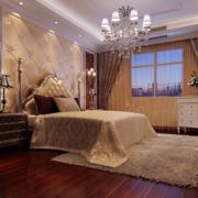 精美的床铺设计图