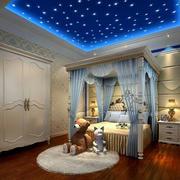 大户型豪华别墅简欧风儿童房设计效果图