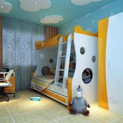 前卫三居室新房韩式儿童房设计效果图