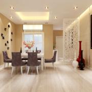 100平米房屋欧式风格餐厅装修效果图实例