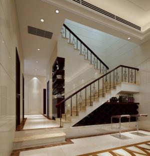 小户型欧式风格楼梯装修设计效果图
