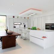 独栋小别墅北欧风格厨房装修效果图大全