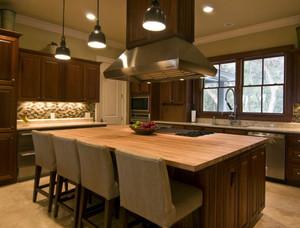122平米东南亚特色厨房装修效果图大全