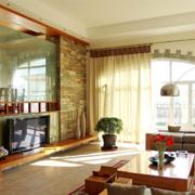 清新宜家的经典复式楼室内装修效果图