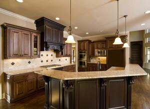新古典风情120平米家居厨房装修效果图